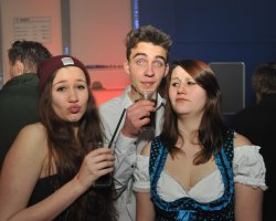 90er Faschings Party - 14.02.2015